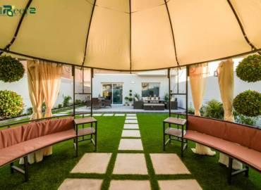 UAE developer Manazel unveil Al Reef 2 model villas