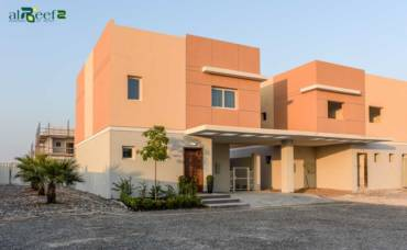 Manazel real estate showcases Al Reef 2 villas
